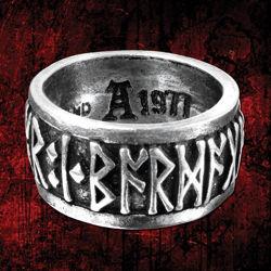 Picture of Viking Runeband Ring