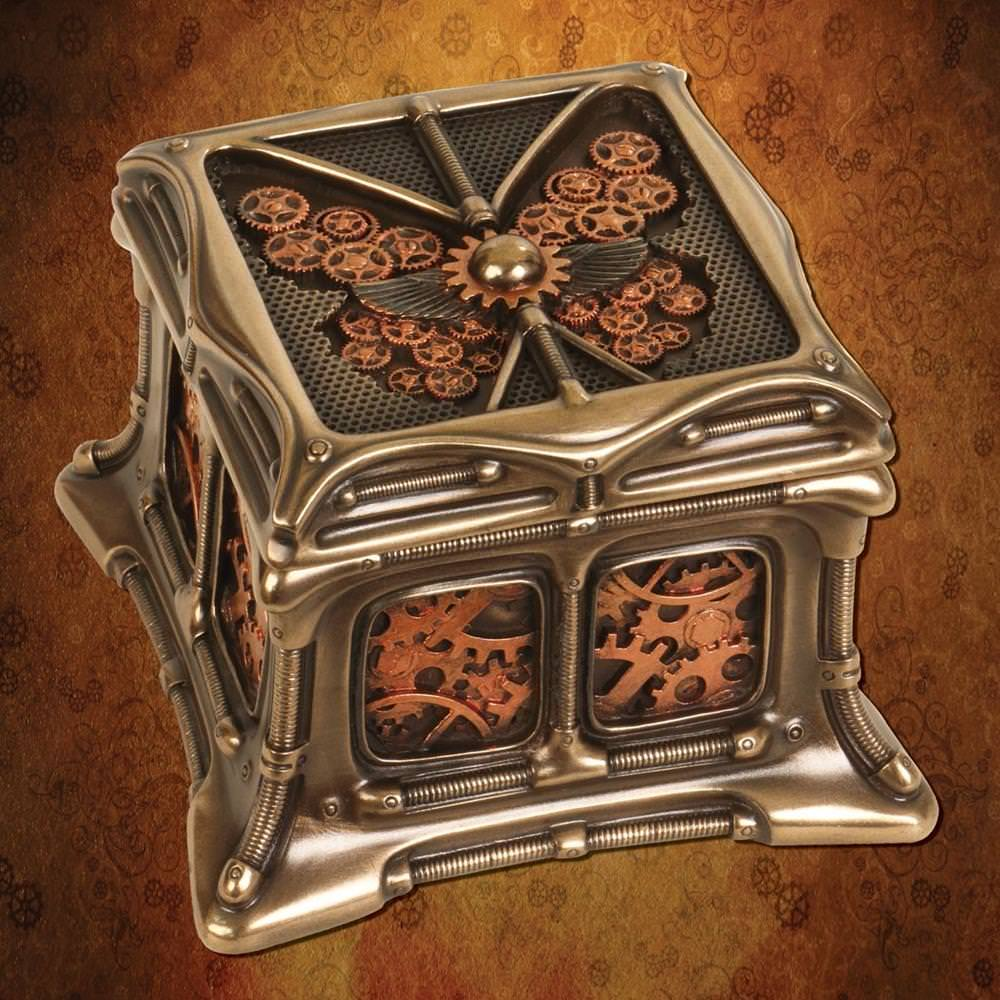 Picture of Steampunk Trinket Box