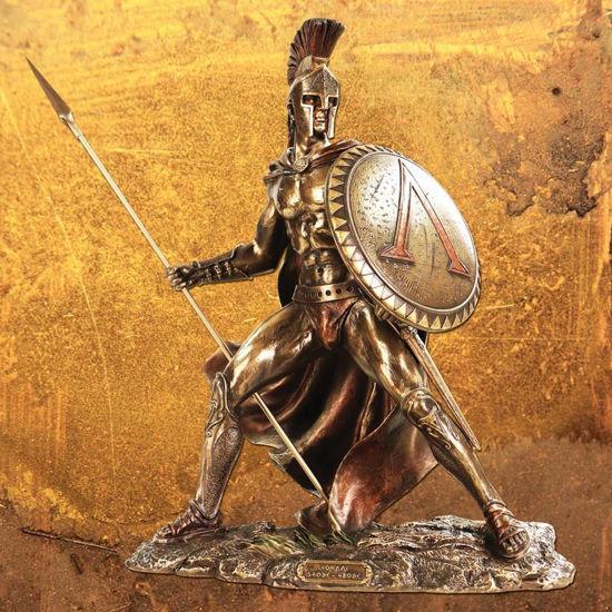 Picture of Leonidas Statue