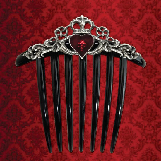 Picture of Claddagh Hair Comb