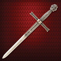 Picture of Sword of the Catholic Kings Letter Opener