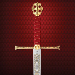 Sword of the Catholic Kings by Marto