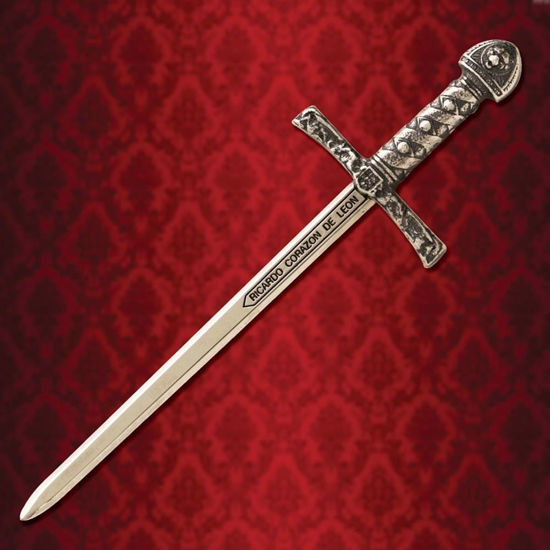 Picture of Richard the Lionheart Sword Opener