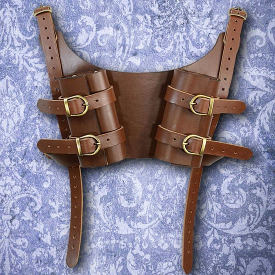 Picture of Dual LARP Sword Back Harness