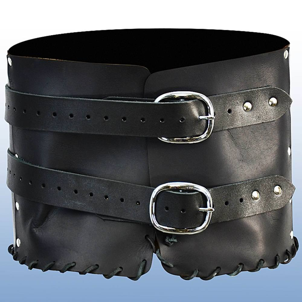 Picture of Dark Rogue Leather Belt