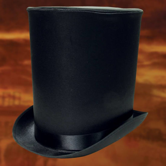 Picture of Victorian Coachman's Top Hat