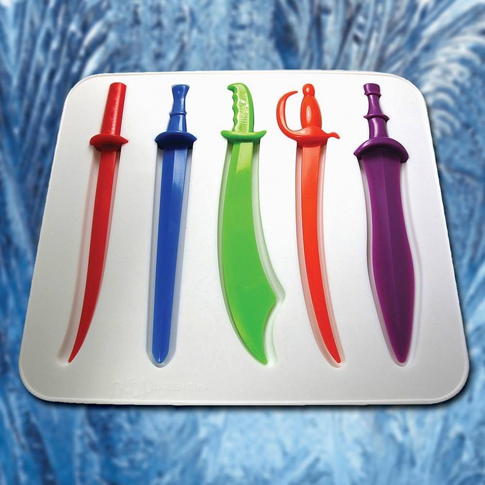 Picture of Sword Sicles Ice Tray