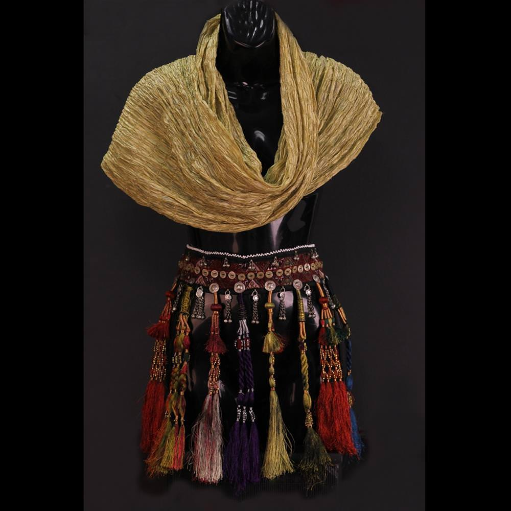 Picture of Gypsy Belt w/ Tassels and Bells