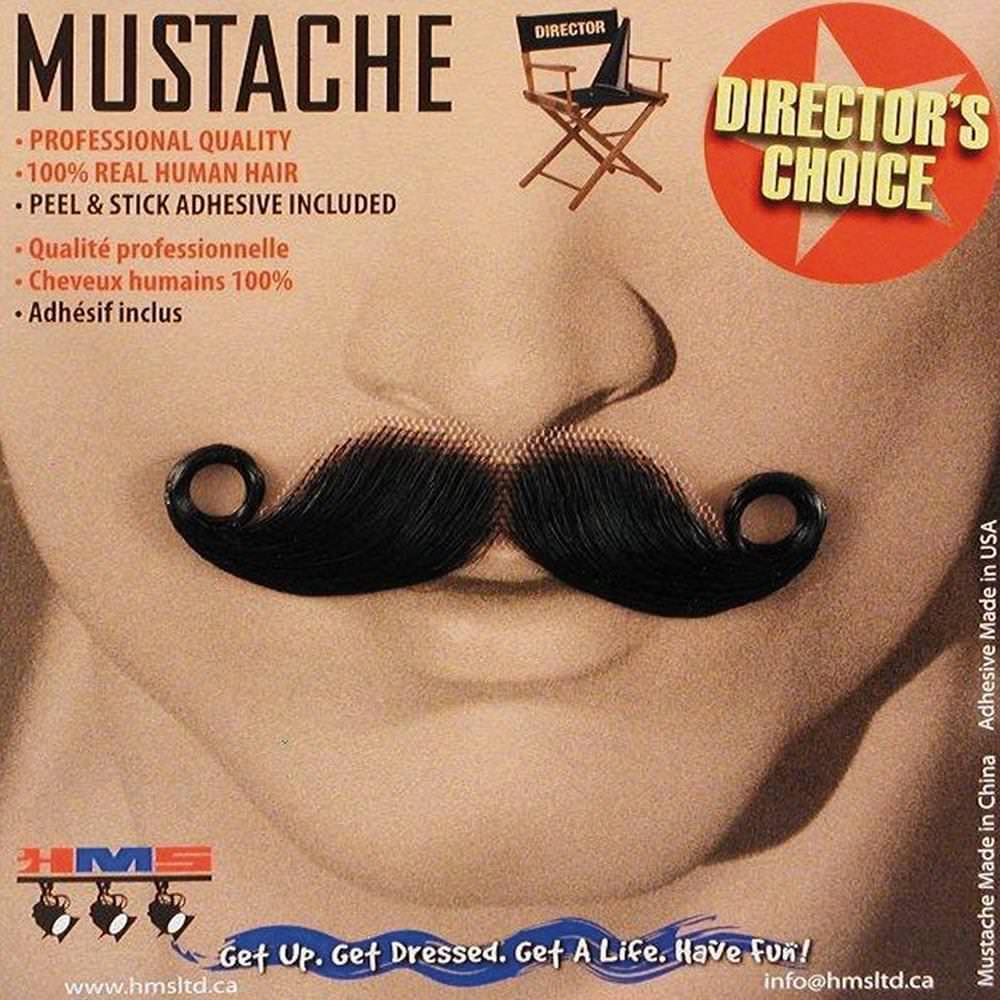Picture of Barbershop Mustache