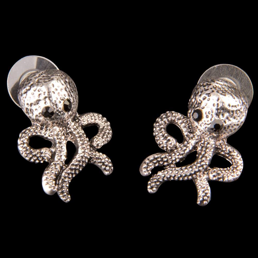 Picture of Octopus Stud Earrings