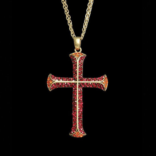 Picture of Cross of the Crusades Necklace