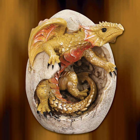 Picture of Dragon Hatchling Gold
