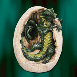 Picture of Dragon Hatchling Green