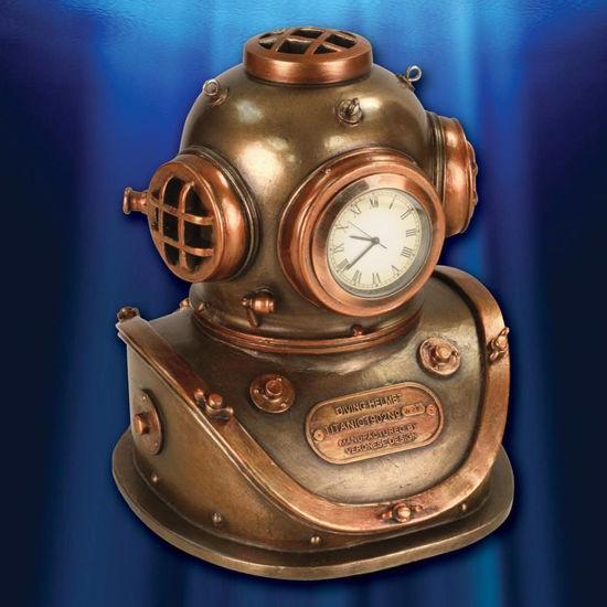 Picture of Diving Helmet Clock