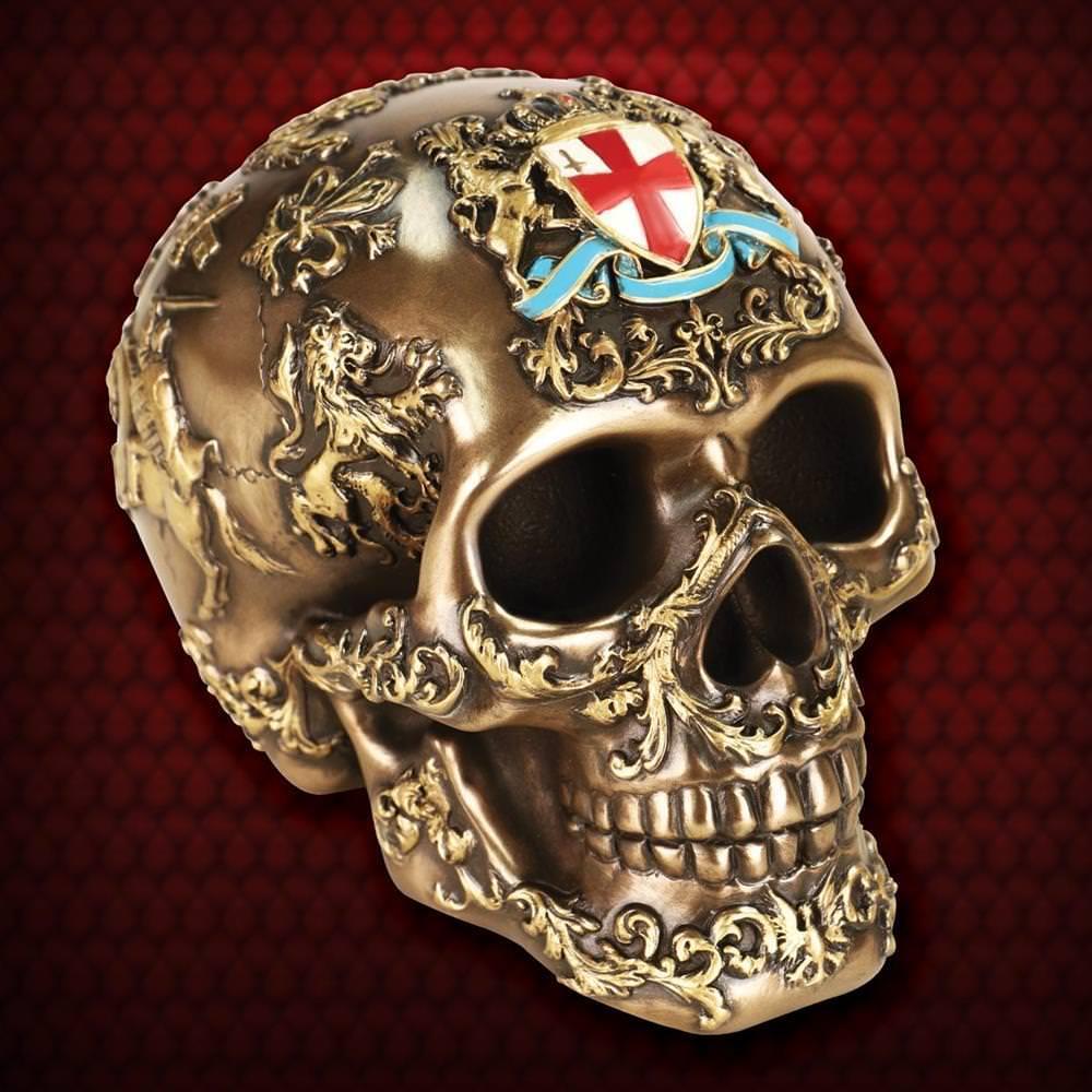 Picture of Heraldic Skull