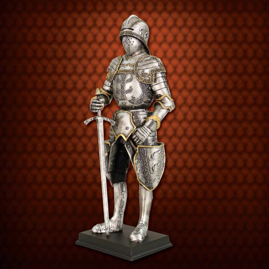 Picture of Gothic Armor Knight Statue