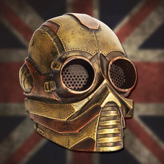 Archangel Victorian Steampunk Mark II Fiberglass Mask