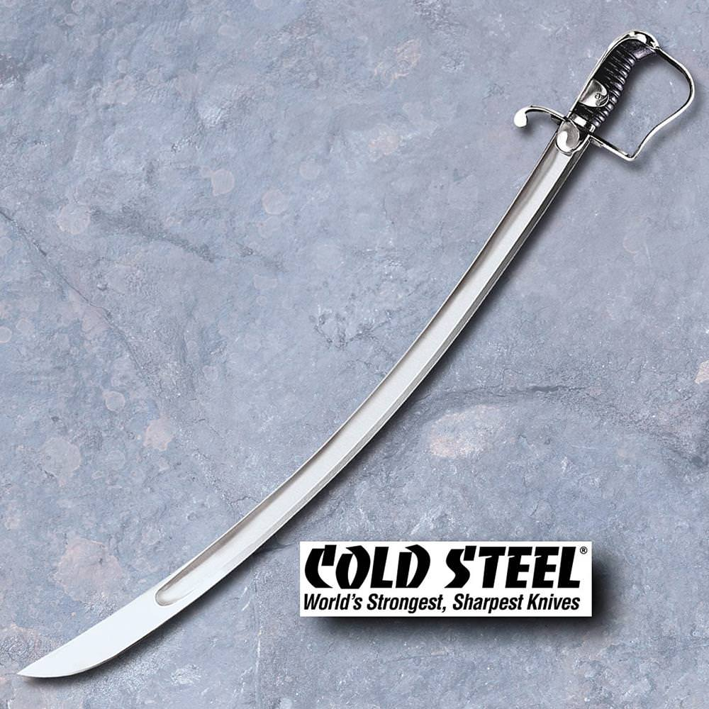 Picture of 1796 Light Cavalry Saber w/ Steel Scabbard