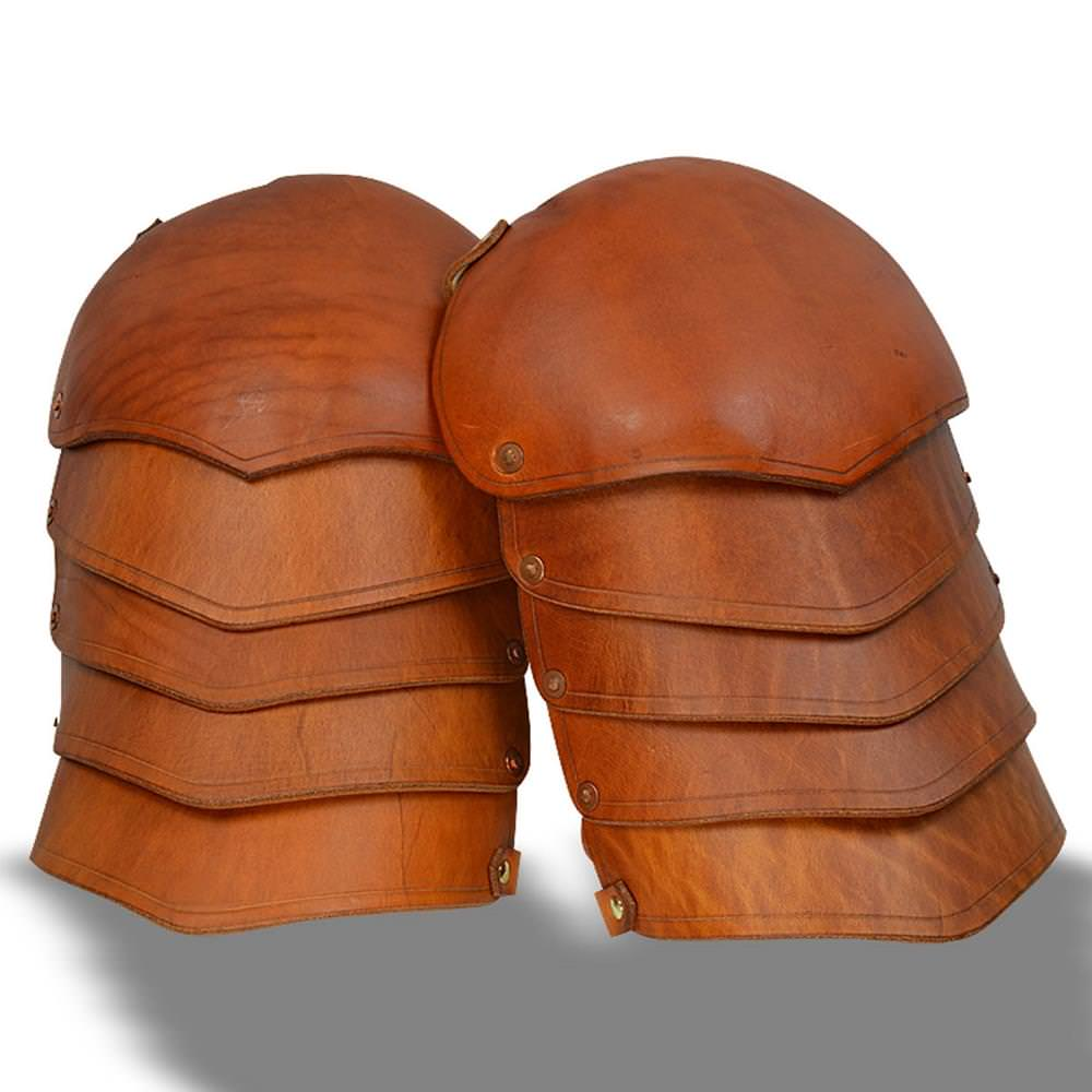 Picture of Leather Spaulders