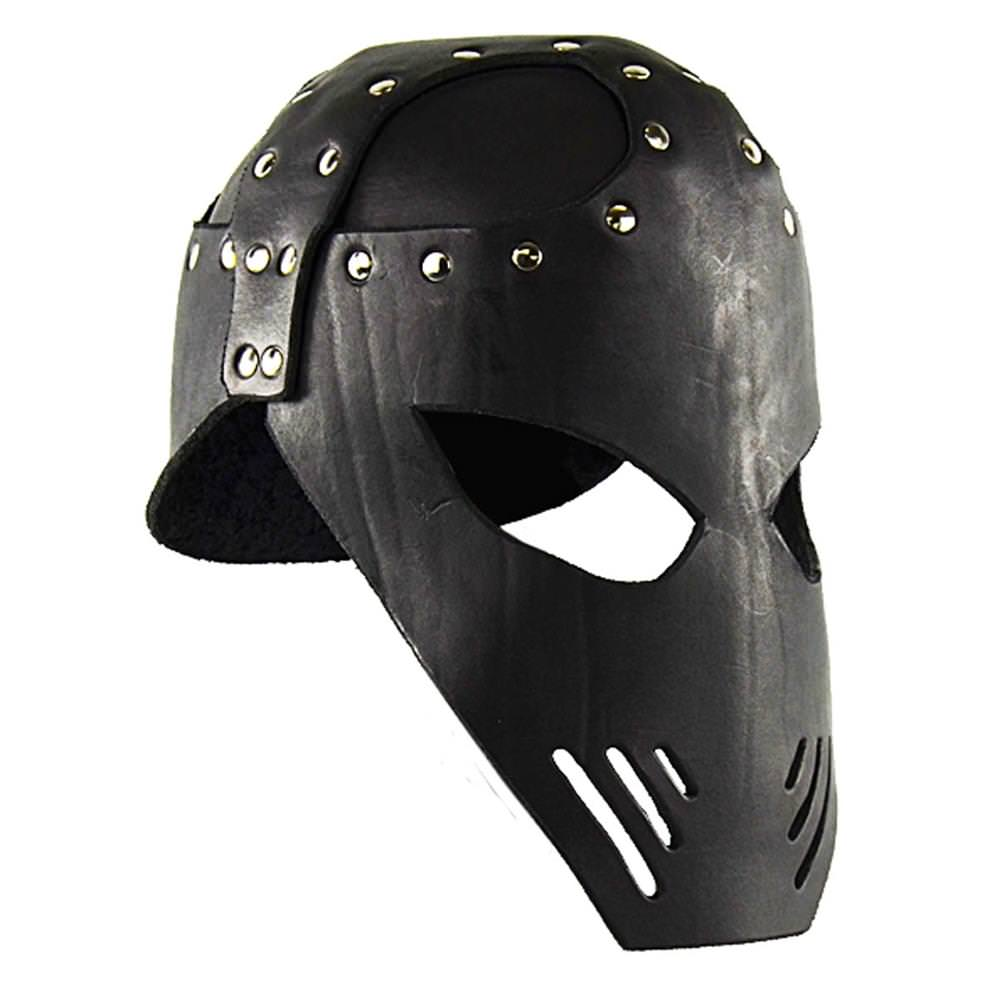 Picture of Leather Executioner Helmet