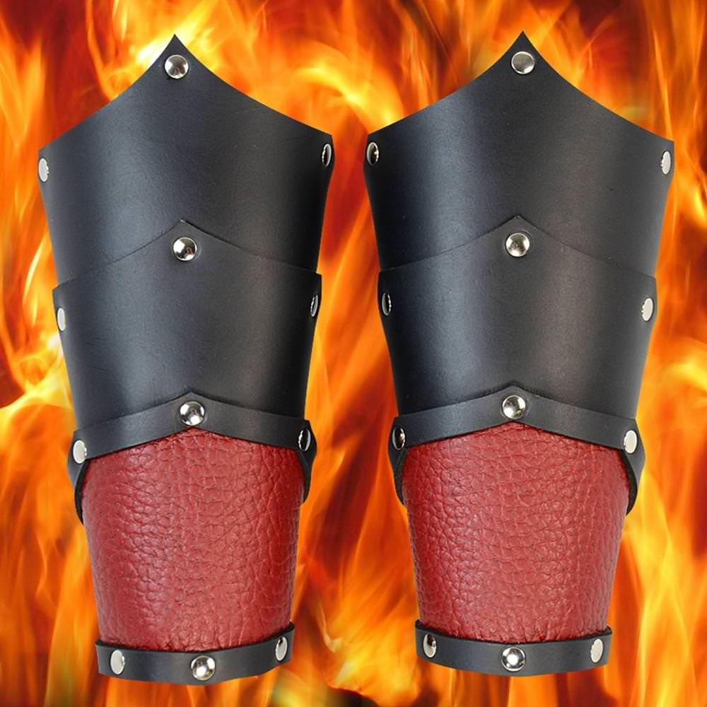 Picture of Dragon Slayer Vambraces