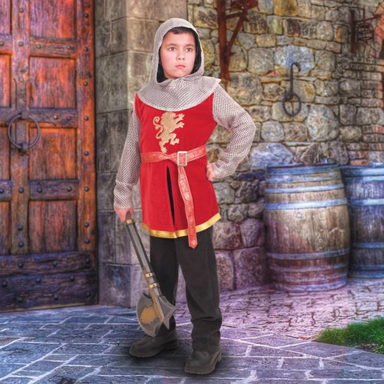 Picture of Sir Lancelot Knights Tunic for Boys
