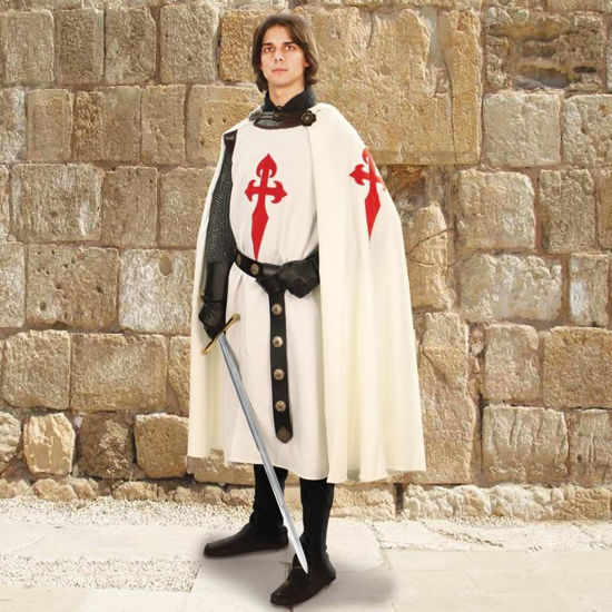 Picture of Jerusalem Hooded Cape