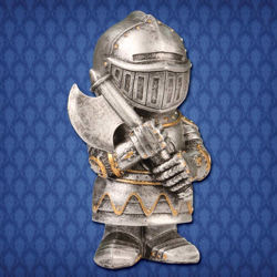 Picture of Shorty Milanese Knight Statue