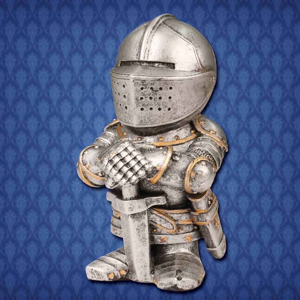 Picture of Shorty English Knight Statue