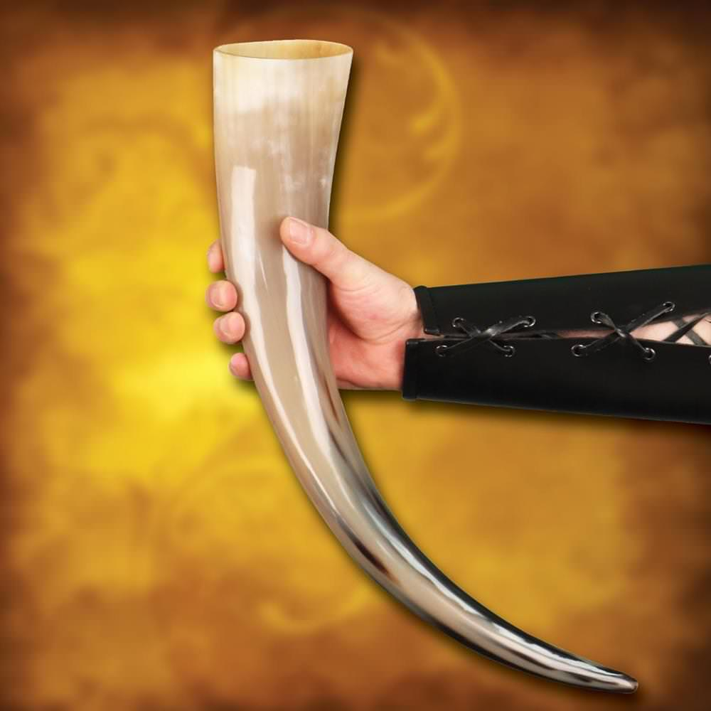 Picture of Large Drinking Horn