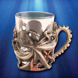Picture of Octopus Shot Glass