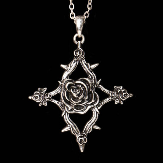 Picture of Thorn Rose Necklace