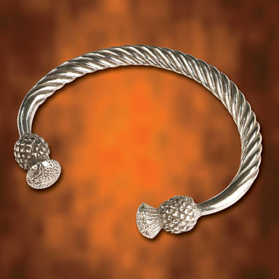 Picture of Thistle Torq Style Bracelet