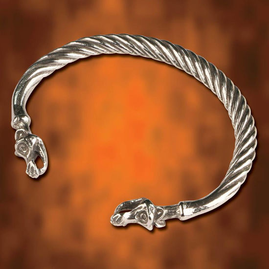 Picture of Dragon Torq Style Bracelet