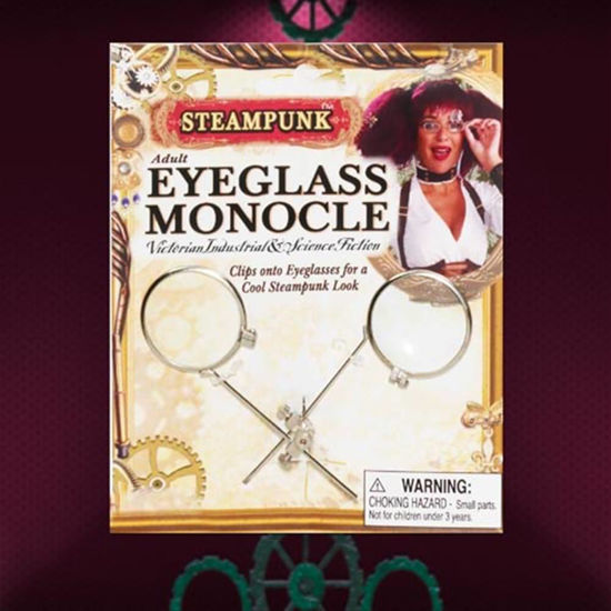 Picture of Steampunk Eyeglass Monocle
