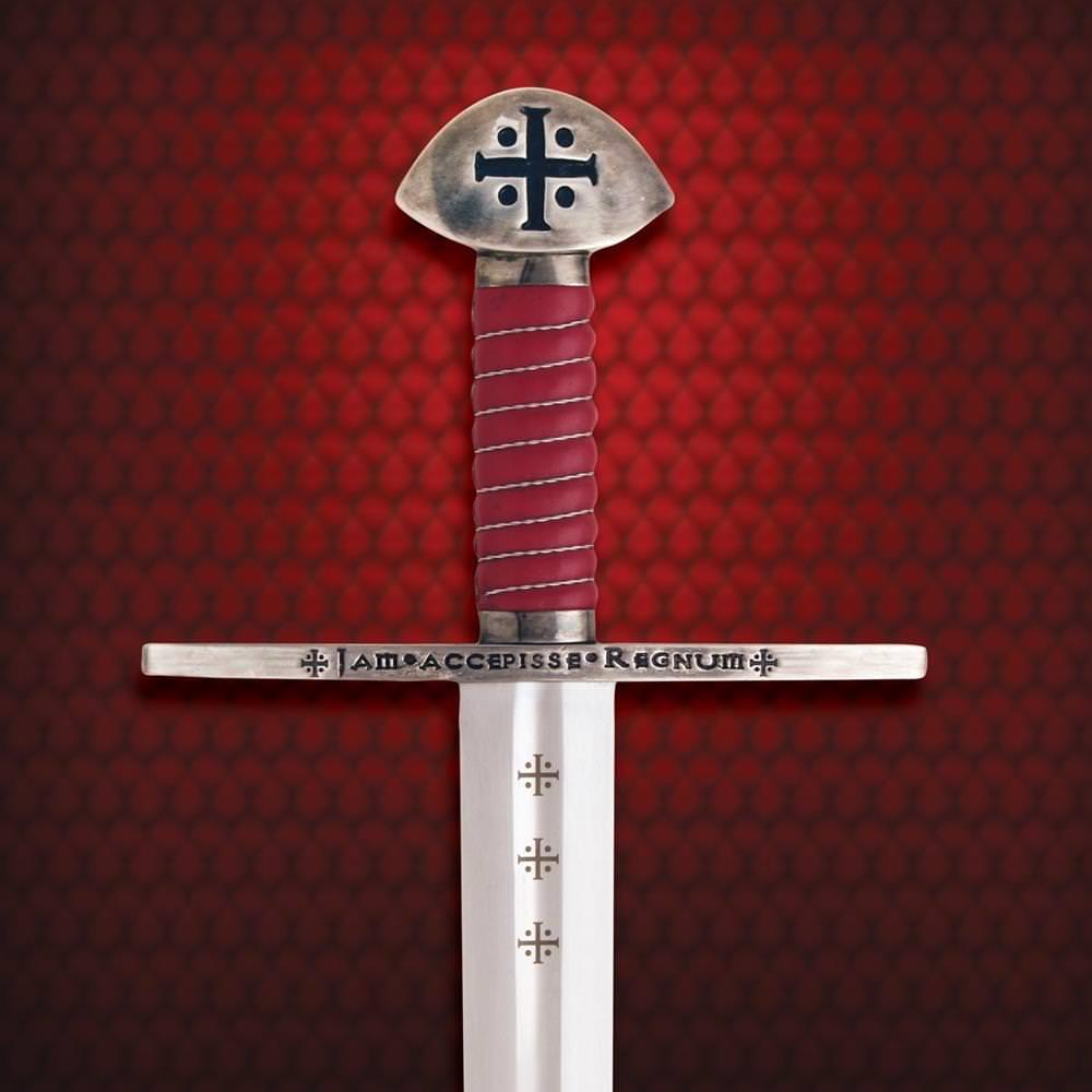 Hilt of The Conqueror Sword
