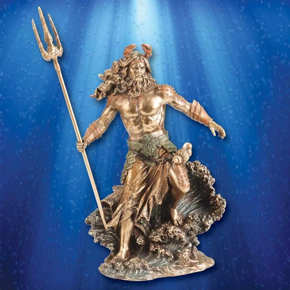 Picture of Oceanus Statue