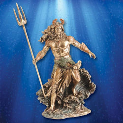 Picture of Oceanus Statue