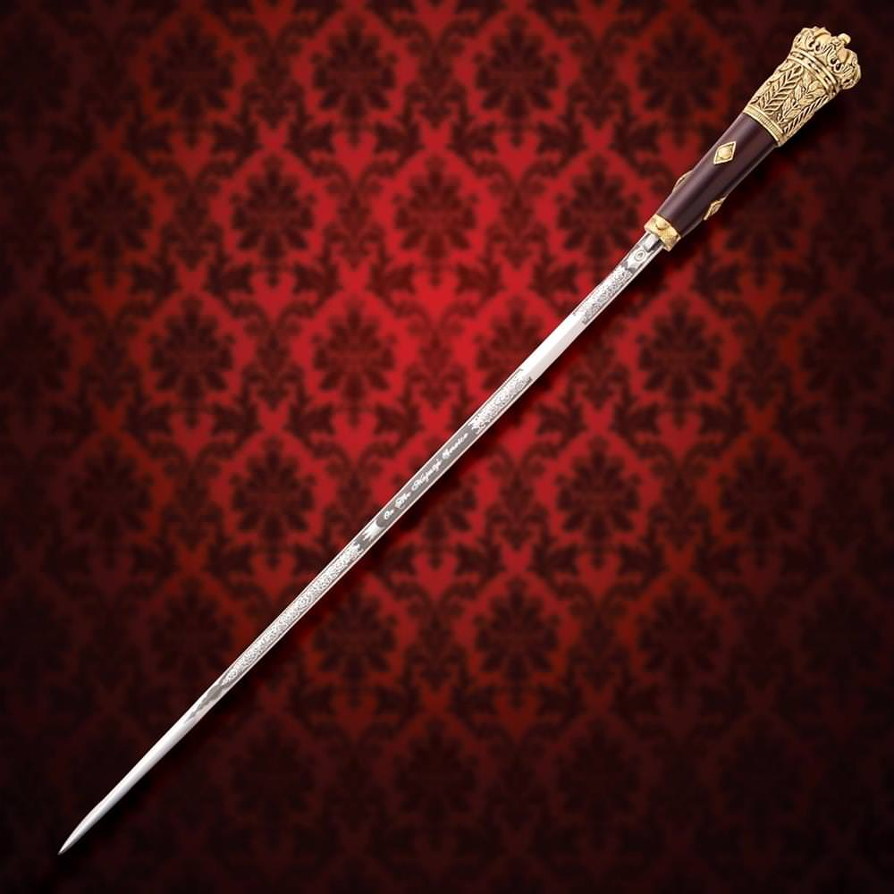 Picture of On Her Majesty's Service  Sword Cane