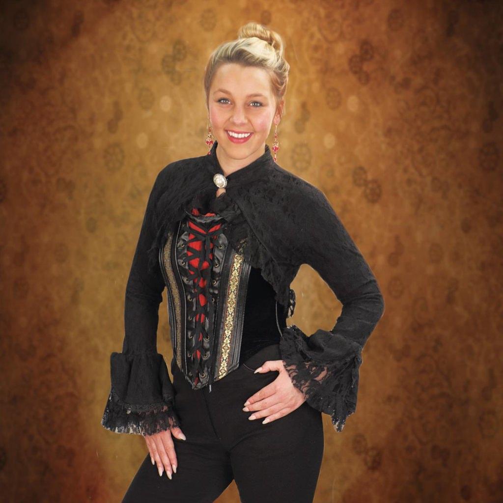 Picture of Dita Lace Bolero