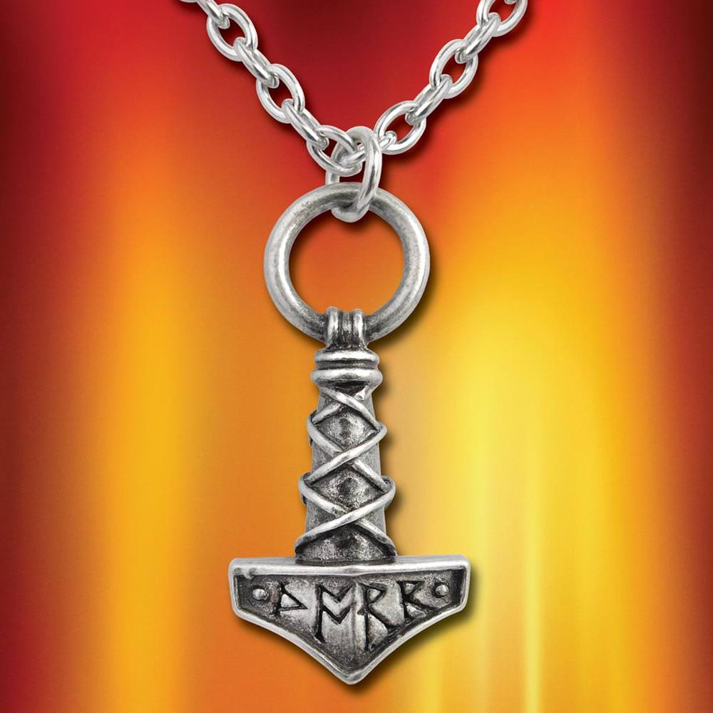Picture of Thor's Hammer Amulet Pendant