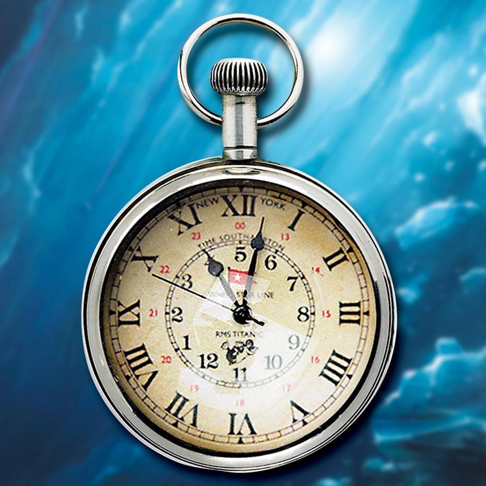 Picture of White Star Line Savoy Pocket Watch