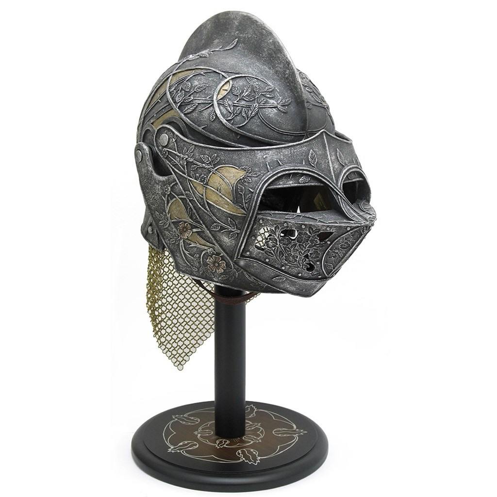 Loras Tyrell Replica Helmet from Game of Thrones