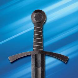 Acre Crusader Broadsword - Hilt details