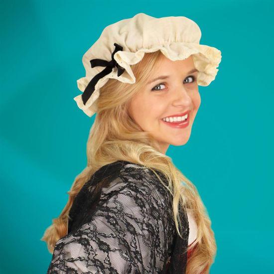Picture of Mob Cap Bonnet