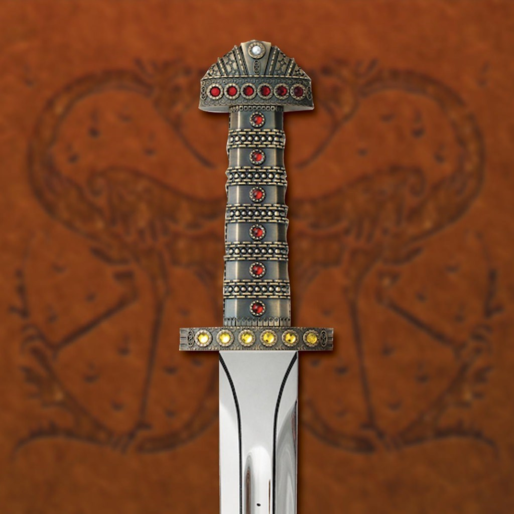 Vikings Ragnar Sword of Kings