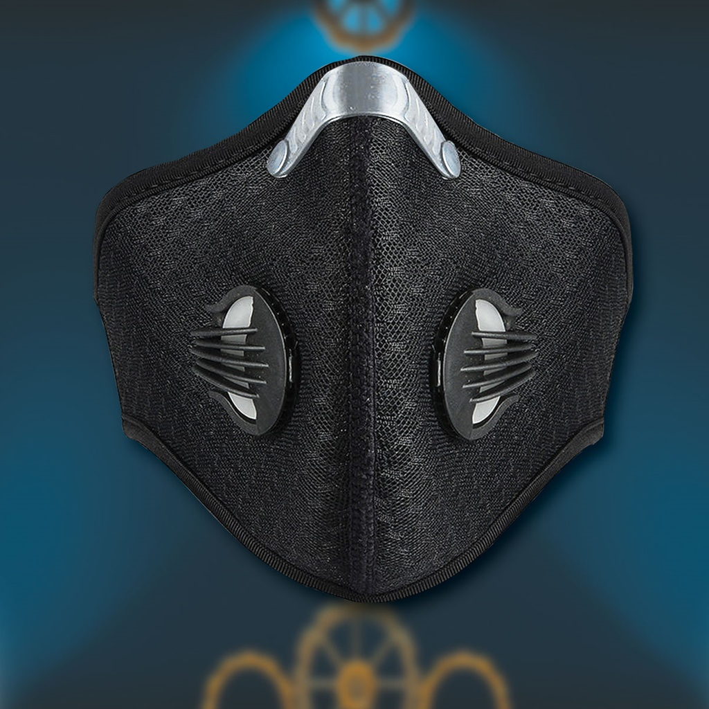 Elite Police Mask Breathilator Steampunk Costume