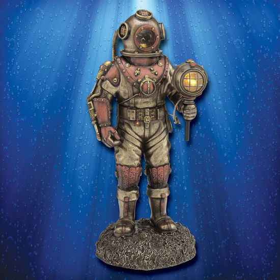 Picture of The Ghost of Captain Nemo Statue