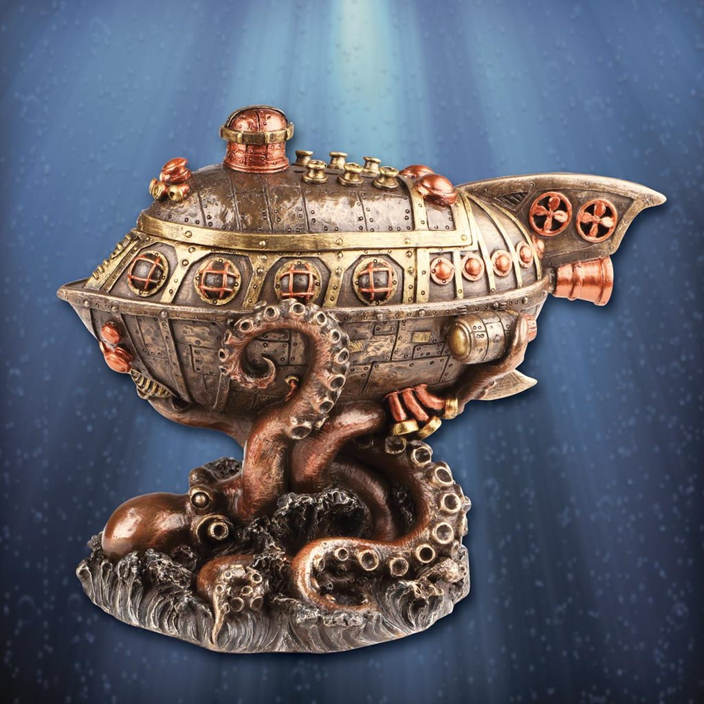 Picture of Nautilus Trinket Box