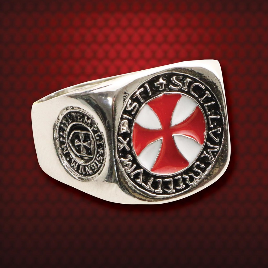Picture of Ring of Knights Templar